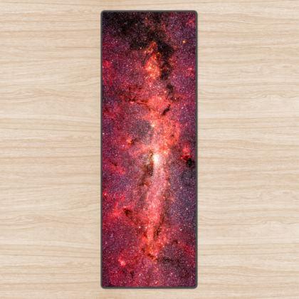 Space Nebula Premium Yoga Mat