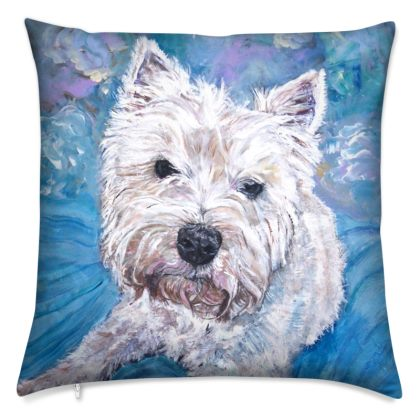 Decoration Noel Westie