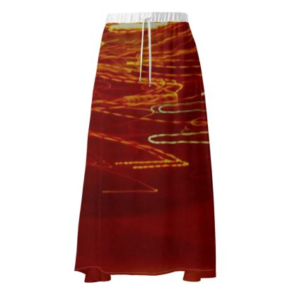 Collection Skirts -  Maxi Skirt Comfortable Color Design   -   Collection 1