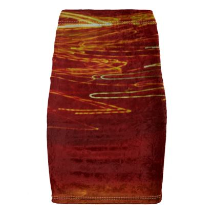 Collection Pencil Skirt - Short Skirt Comfortable Color Design   -   Collection 1