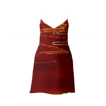 Collection Slip Dress - short - Comfortable Color Design   -   Collection 1