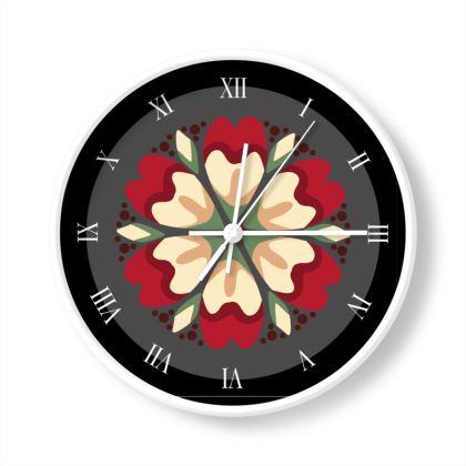 Primrose Limited Edition Wall Clock