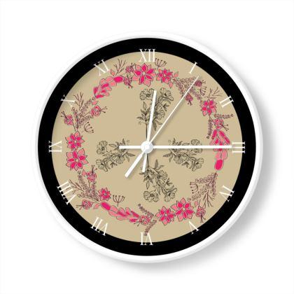 York Limited Edition Wall Clock