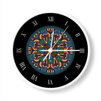 Goa Limited Edition Wall Clock