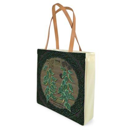 Tree Calendar Ivy Shopper Bag