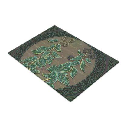 Celtic Ivy Chopping Board