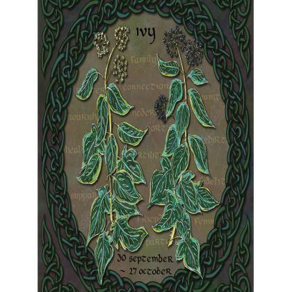 Tree Calendar Ivy Tray