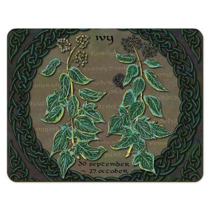 Tree Calendar Ivy Placemats