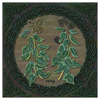 Celtic Ivy Serving Platter