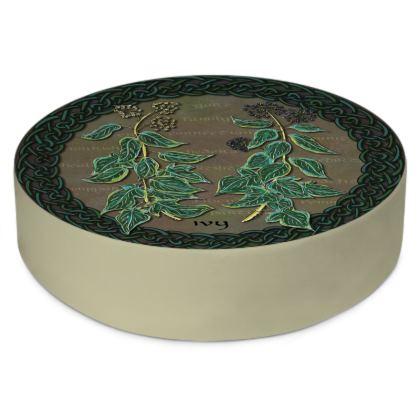 Celtic Ivy Floor Cushion