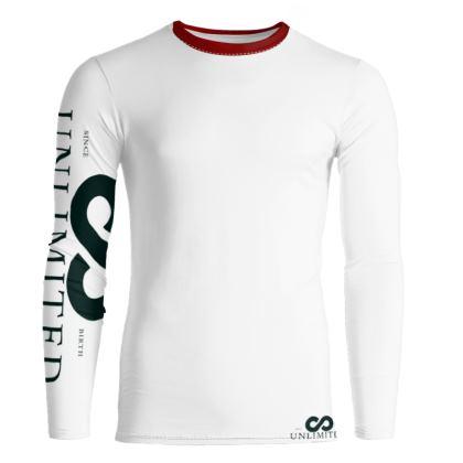 unlimited men's slim fit men's T-shirt