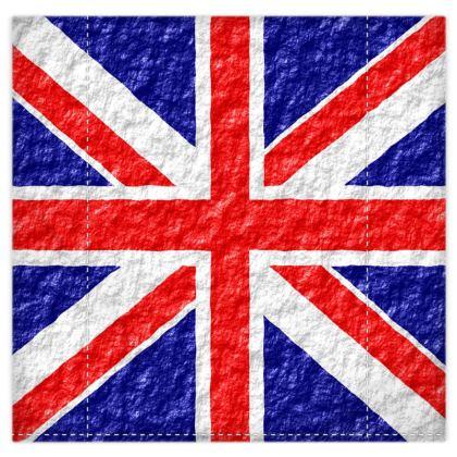 Duvet Set Union Jack Flag