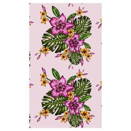 Wild Oleanda Towels