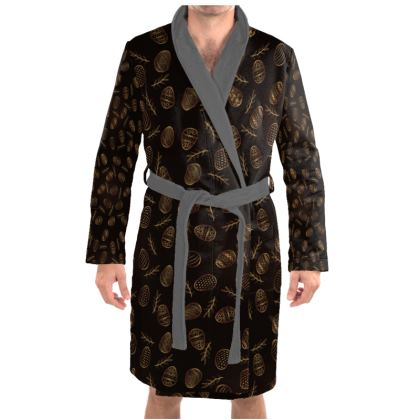 Eldorado Luxurious Dressing Gown   Bathrobe
