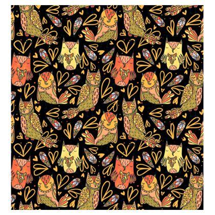 The Night Owl Luxurious Dressing Gown   Bathrobe