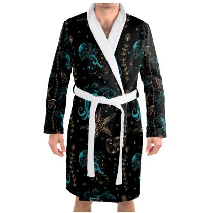 Queensland Luxurious Dressing Gown   Bathrobe