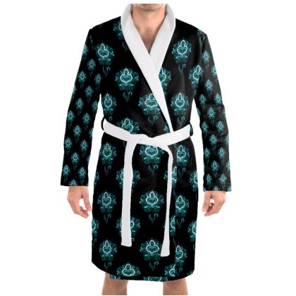 Oakland Luxurious Dressing Gown   Bathrobe