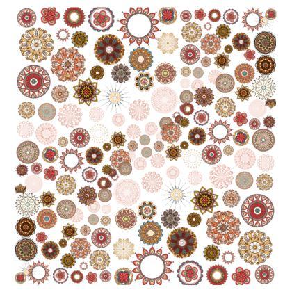 Mandala Art Luxurious Dressing Gown   Bathrobe