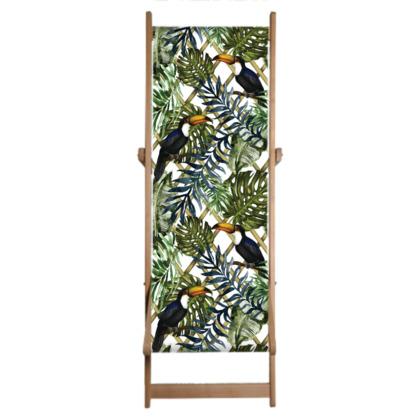 Wild Garden Deckchair