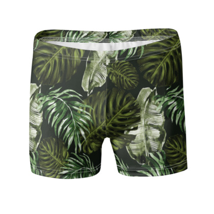 Hybrid Flora Swimming Trunks