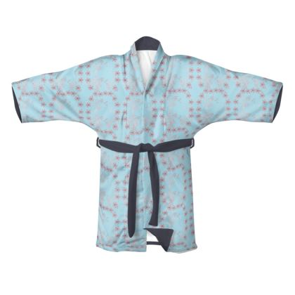 Pastel Blue Cherry Blossom