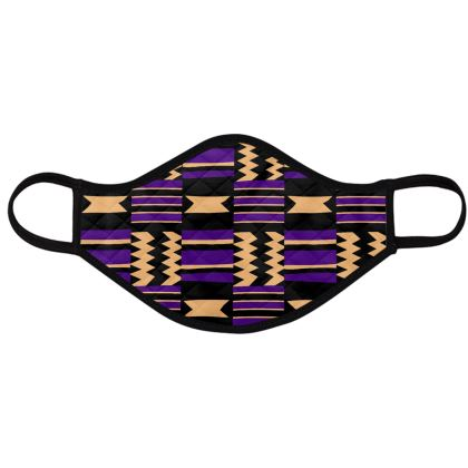 Royal Kente Face Masks