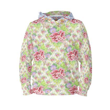 Rainbow Plaid Fireworks Hoodie