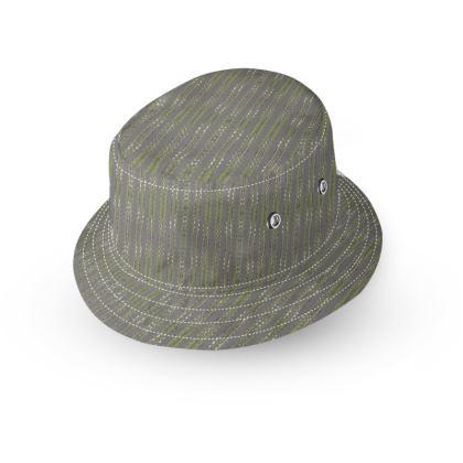 Bamboo Swirl Bucket Hat