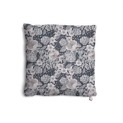 Chrysanthemum Throw Pillow Sets