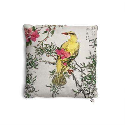Japanese Art Throw Pillow Sets