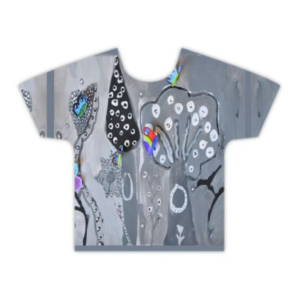 Paper Painting Forest Kids T-Shirt