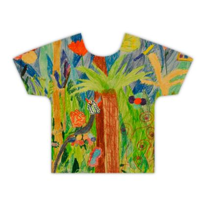 Exotic Forest Kids T-Shirt
