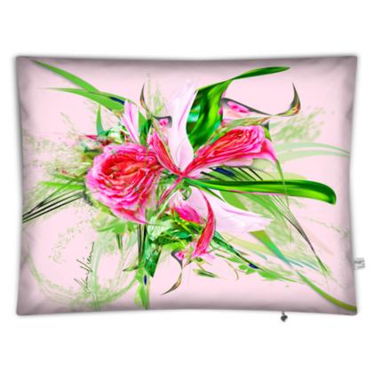 Floor cushion - Golvkudde - Pastells pink