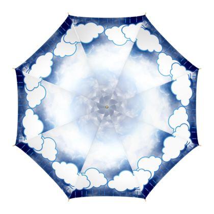 Cloud Illustration High quality Umbrella