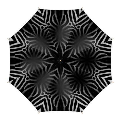 Zebra Print High quality Umbrella