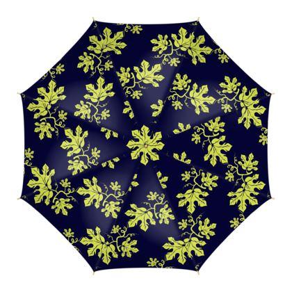 Golden Leaves High quality Umbrella