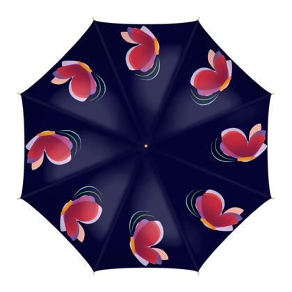 A proud Butterfly High quality Umbrella