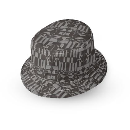 Erte - Brown Bucket Hat