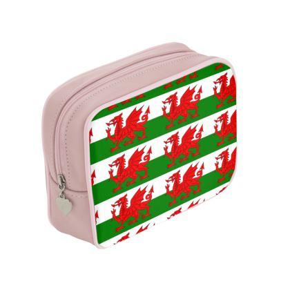 Wales/welsh make-up bag
