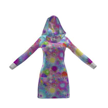 Mix Fizz Hoodie Dress