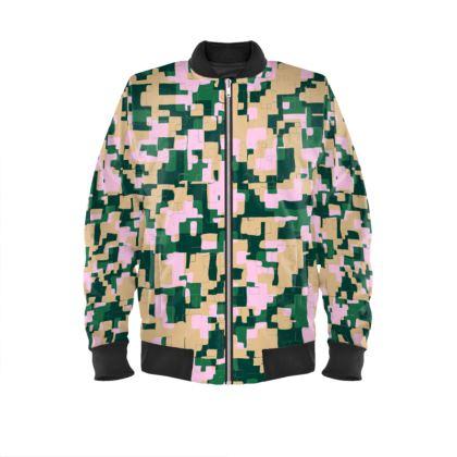 8Bit Urban Bomber Jacket