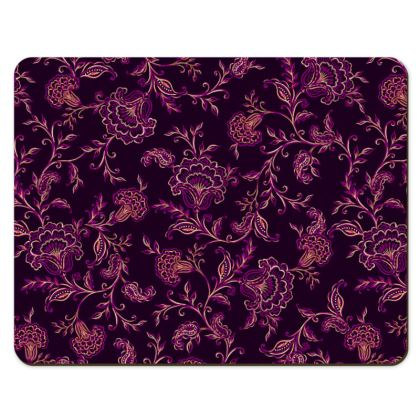 Paisley Dinner Placemats