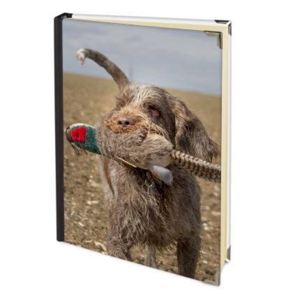Brown Roan Italian Spinone Deluxe Diary