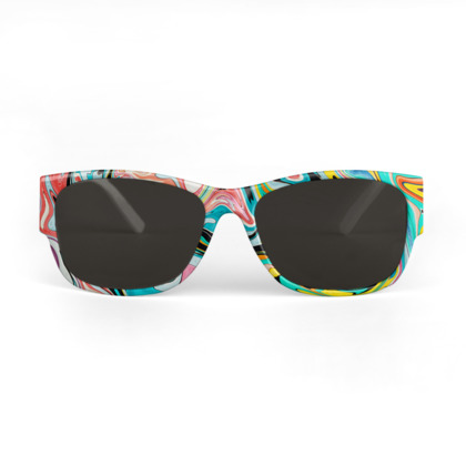 Sunglasses - Liquid Marble
