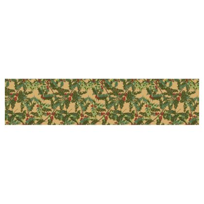 Holly (Vintage Gold) Table Runner