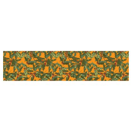 Holly (Bold Yellow) Table Runner