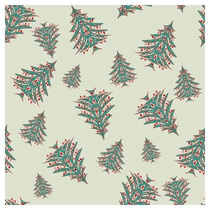 Tiny Trees Coasters (White)