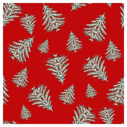 Tiny Trees Coasters (Red)
