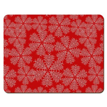 Red Festive Placemats