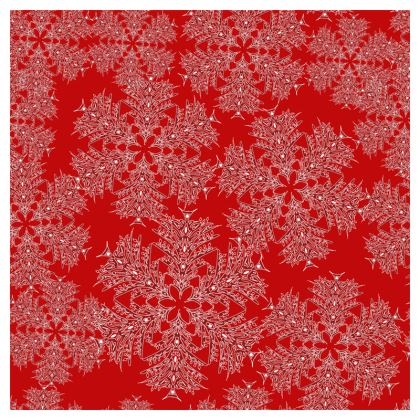 Red Festive Coasters